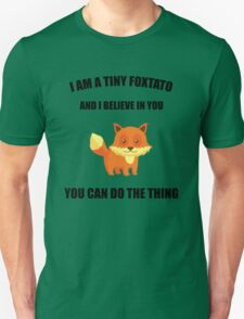 you can do the thing  Unisex T-Shirt