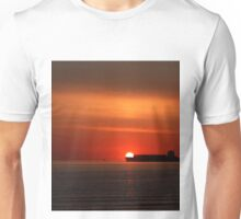 Bringing the sun home Unisex T-Shirt