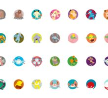 150 - Pokemon Original  Sticker