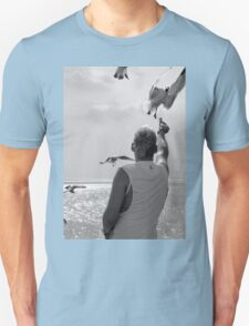 Feeding The Gulls T-Shirt