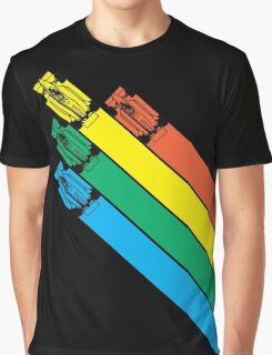 CHAMPIONSHIP SPRINT CLASSIC ARCADE GAME Graphic T-Shirt
