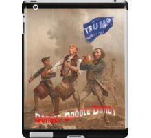 Donald Doodle Dandy iPad Case/Skin