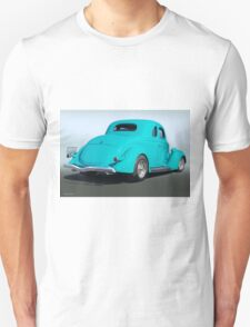1936 Ford Coupe 3Q Rear Unisex T-Shirt