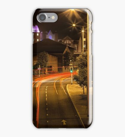 Oystermouth road Swansea iPhone Case/Skin