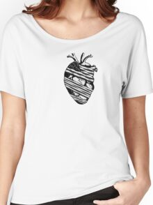 American Heart Women's Relaxed Fit T-Shirt