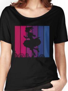 Puella Magi Madoka Magica - Madoka Nakama Silhouette Women's Relaxed Fit T-Shirt