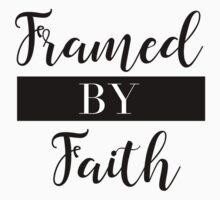 Framed By Faith One Piece - Short Sleeve