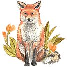 Foxy by Samantha Mabley