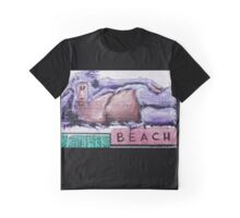 Beach Bum Graphic T-Shirt