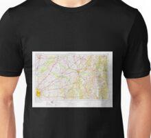 USGS TOPO Map Arkansas AR Blytheville 260582 1956 250000 Unisex T-Shirt