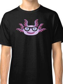Too Many Nerdy Axolotls Classic T-Shirt