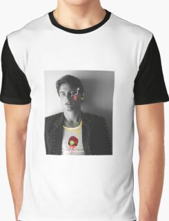 Rob Lowe the gangster zombie  Graphic T-Shirt