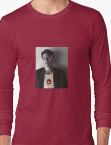 Rob Lowe the gangster zombie  Long Sleeve T-Shirt