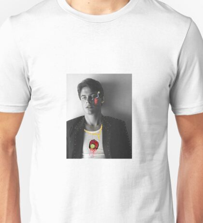 Rob Lowe the gangster zombie  Unisex T-Shirt
