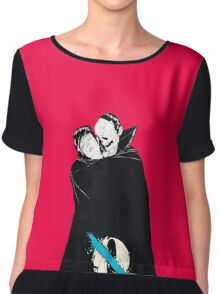 ...Like Clockwork (Queens of the Stone Age) Chiffon Top