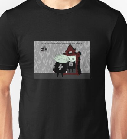 Conversion therapy...epiphany or indigestion? Unisex T-Shirt