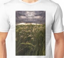Prairie Grasses Northeastern Colorado Unisex T-Shirt