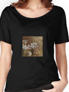 A Few Flowers Women's Relaxed Fit T-Shirt