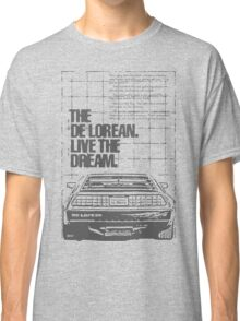 NEW Men's Retro Car T-Shirt Classic T-Shirt
