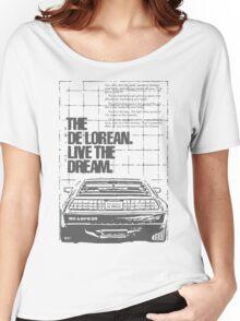 NEW Men's Retro Car T-Shirt Women's Relaxed Fit T-Shirt