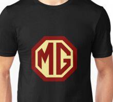 Classic Cars Logo - MG Unisex T-Shirt