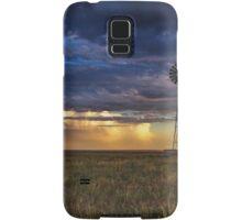 Windmill Eastern Colorado #2 Samsung Galaxy Case/Skin
