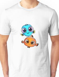 Dory & Nemo Unisex T-Shirt