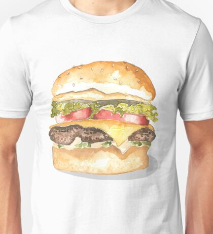 Burger Time T-Shirt