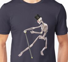 DANCING SKELETON Unisex T-Shirt