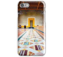 Old Ticketing Hall - Union Station - LA | HDR iPhone Case/Skin