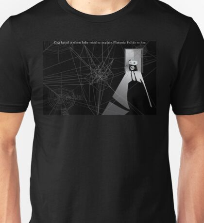 All relationships have areas of mutual incomprehension... Unisex T-Shirt