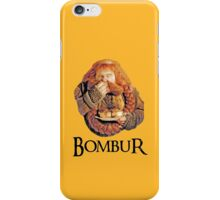 Bombur Portrait iPhone Case/Skin