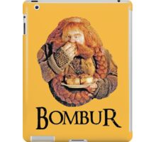 Bombur Portrait iPad Case/Skin