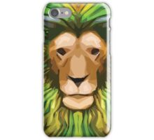 The King Of The Jungle iPhone Case/Skin