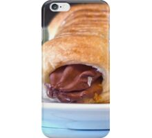 Chocolate Creme Horn iPhone Case/Skin