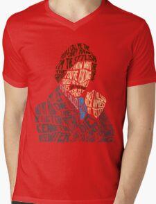 Brian Fantana Mens V-Neck T-Shirt