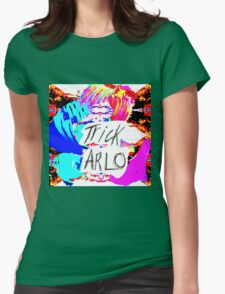 Trick Arlo #2 Womens Fitted T-Shirt
