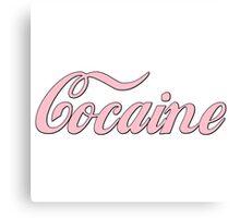 Coca.  Canvas Print