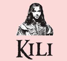 Kili Portrait One Piece - Short Sleeve