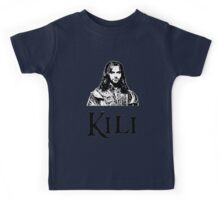 Kili Portrait Kids Tee