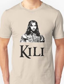 Kili Portrait T-Shirt