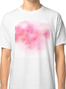 Watercolor pattern Classic T-Shirt