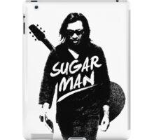 Sixto Rodriguez   Sugar Man iPad Case/Skin