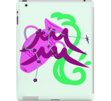 Aquarius Star&Sign iPad Case/Skin