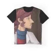 Placid Prof Graphic T-Shirt