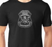 Detroit Police Department Unisex T-Shirt