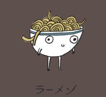Ramen - ラーメン One Piece - Short Sleeve