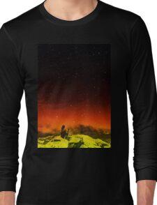 Burning Hill Long Sleeve T-Shirt