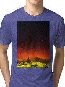 Burning Hill Tri-blend T-Shirt