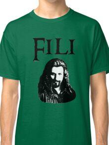 Fili Portrait Classic T-Shirt